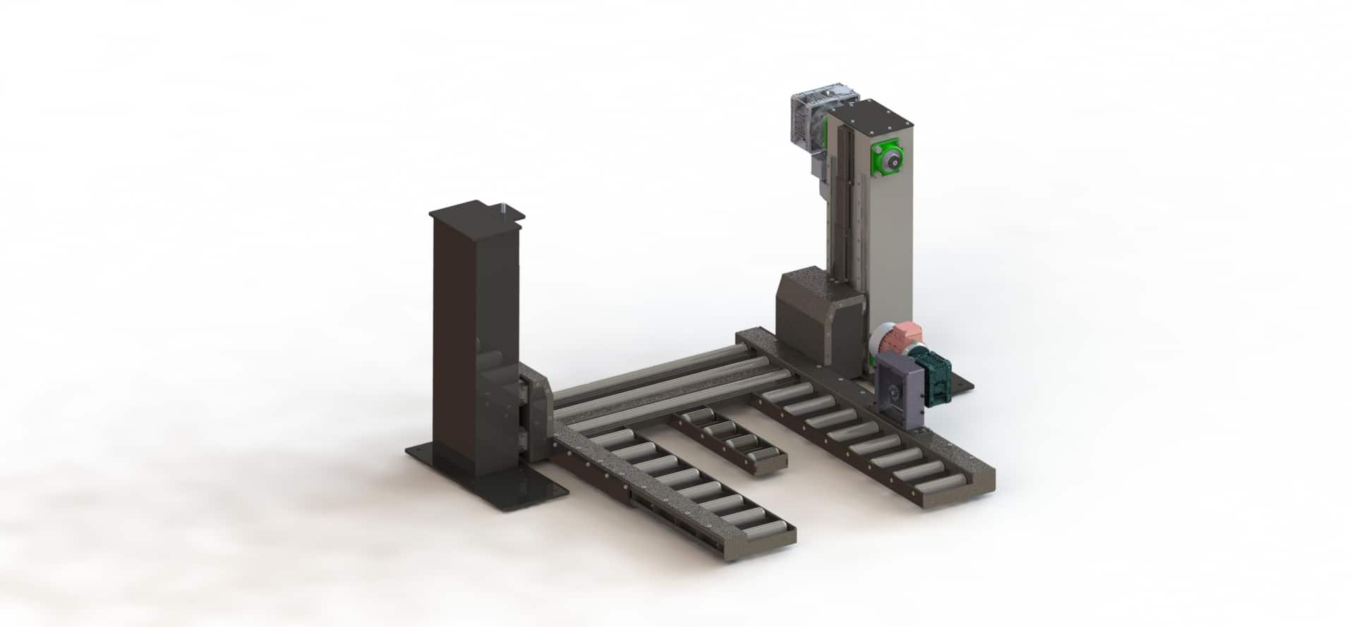 ironlift - IronLift - The strong, electric pallet lift.