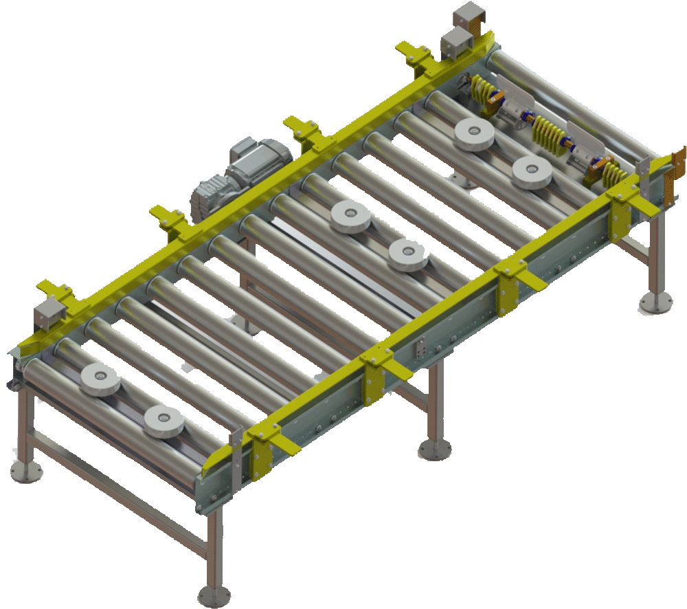 pallet centering unit mechanical - Pallet Conveying & Handing Solutions