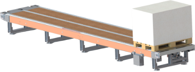 pallet chain conveyor - Chain Conveyor (Heavy Duty)