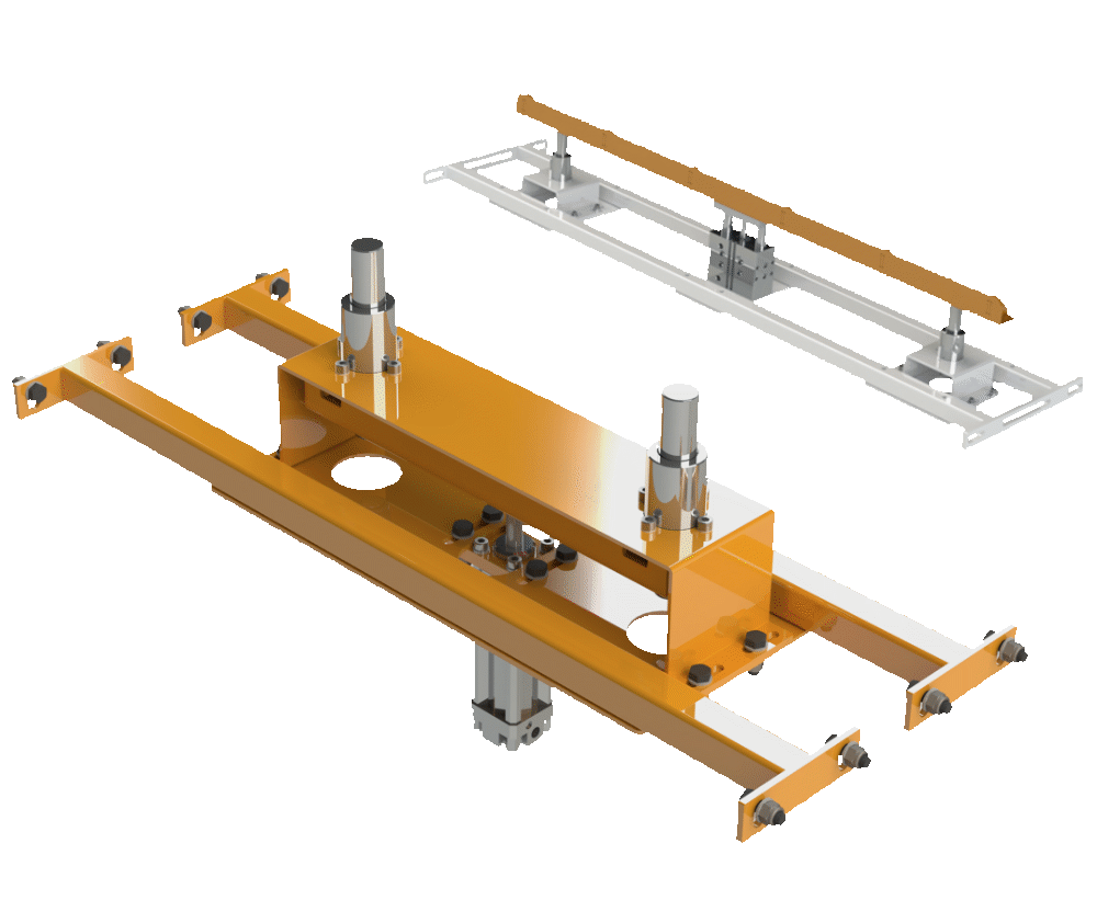 pallet stopper - Pallet Conveying & Handing Solutions