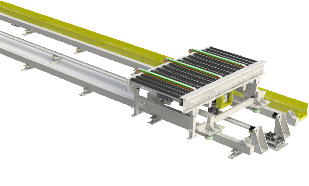 shuttle conveyor - Pallet Conveying & Handing Solutions