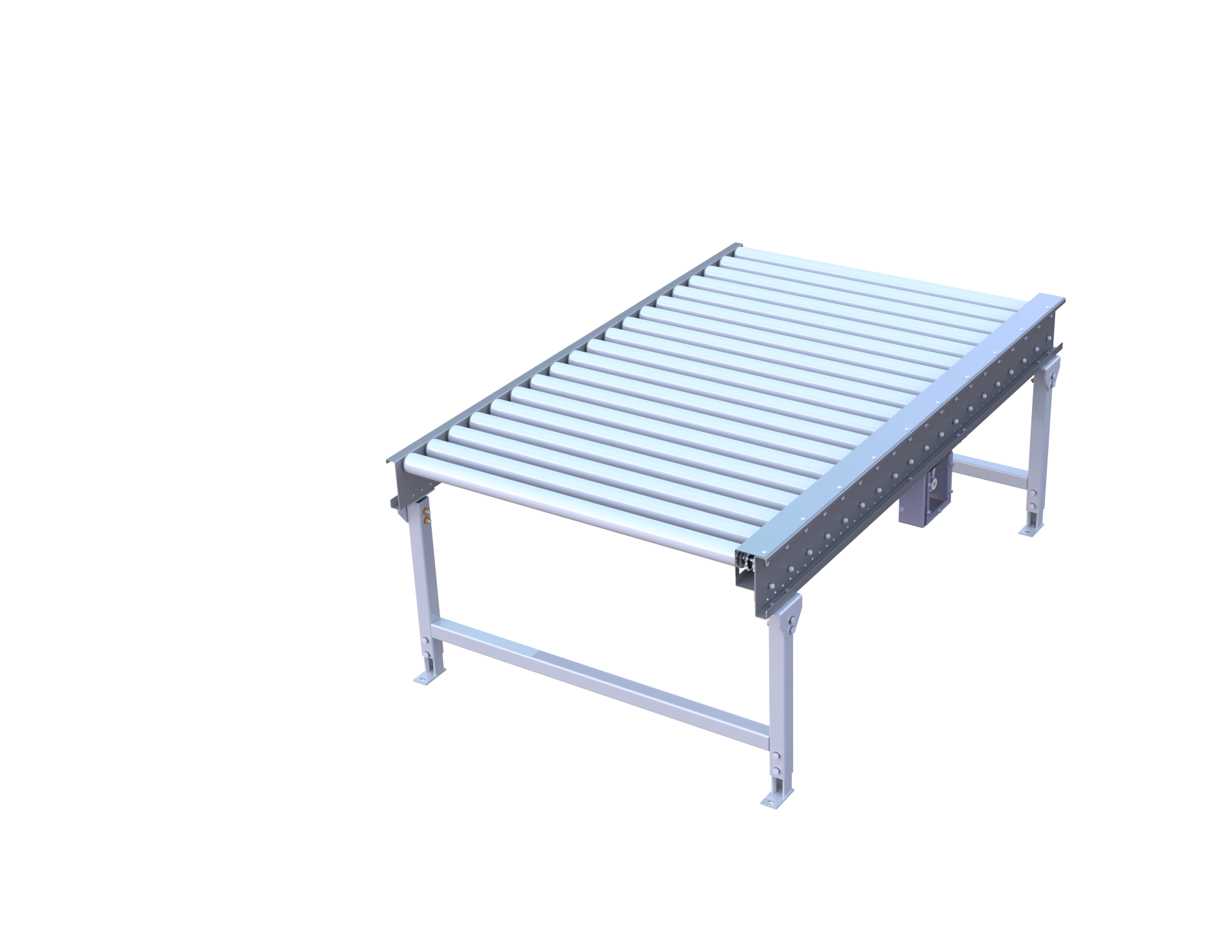 ZRK - Chain Driven Roller Conveyor
