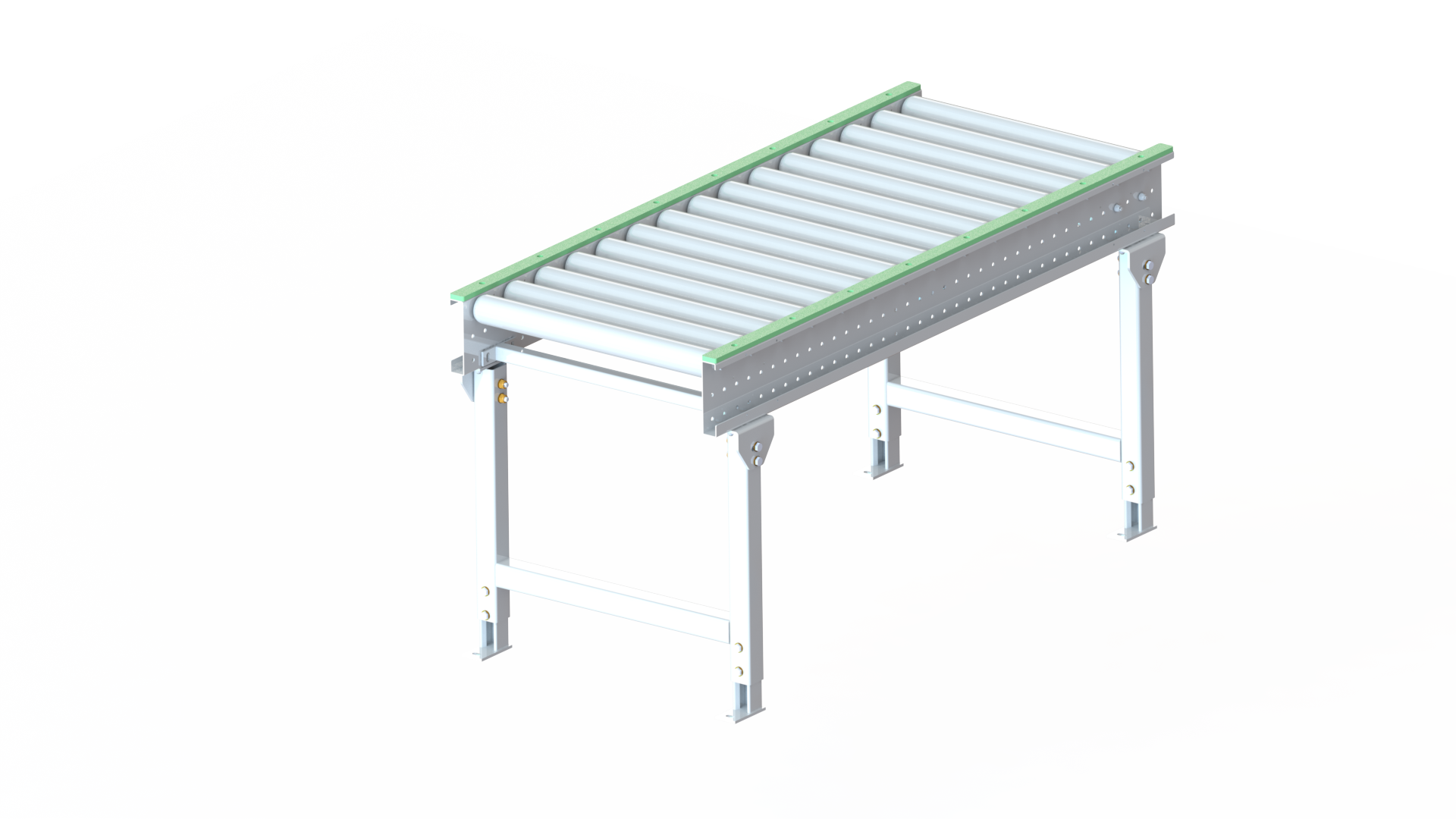 free - Free (Gravity) Roller Conveyor